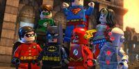 DC COMICS: LEGOS