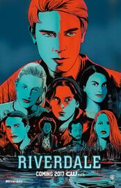 SDCC Riverdale Poster