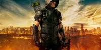 DC COMICS: Team Arrow (Arrow)