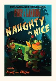Prep NvN Poster