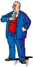 Comics Mr. Weatherbee