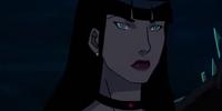 DC COMICS: DCnU Animated Universe bio Zatanna