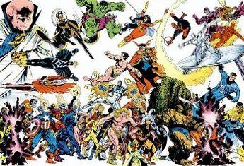 Marching Marvel Society resize