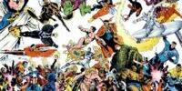 MARVEL COMICS: Marvel Universe in the media