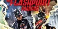 DC COMICS: DCnU Animated Universe (JL FlashPoint Paradox)