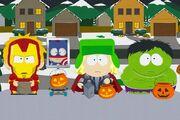 South park avengers