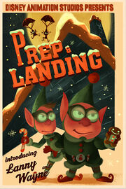 Prep & Landing poster
