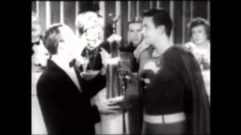 Ator Bob Holiday - Interpretou Superman 1966 - Musical na Broadway