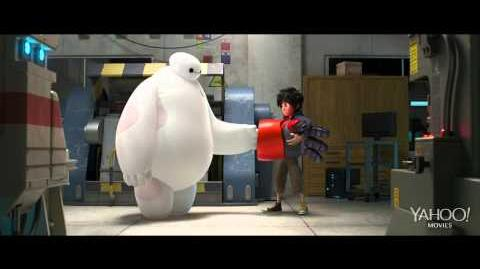 BIG HERO 6 (2014) Official HD Teaser Trailer