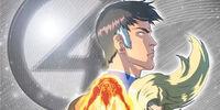 MARVEL COMICS: Fantastic Four (2006 Fantastic Four World's Greatest Superheroes)