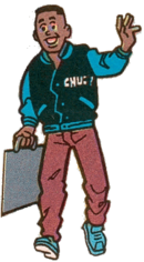 Comics Chuck Clayton