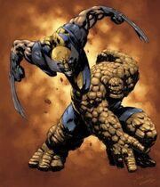 Pat-lee-x-men-fantastic-four-no-4-cover-thing-and-wolverine