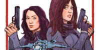 MARVEL COMICS: Agents of S.H.I.E.L.D. (s2 ep19 The Dirty Half Dozen)