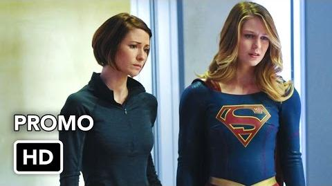 DC COMICS: CBS Supergirl (s1 ep11 Strange Visitor From Another Planet)