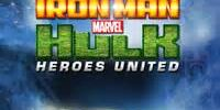 MARVEL COMICS: Heroes United Iron Man & Hulk