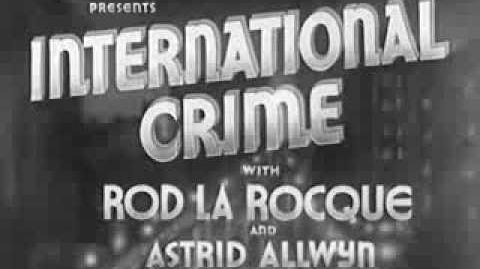 International Crime (1938)