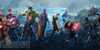 MARVEL COMICS: Marvel Cinematic Universe (Avengers 2 Age of Ultron)