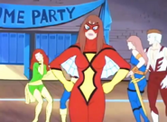 Super hero costume party (15)
