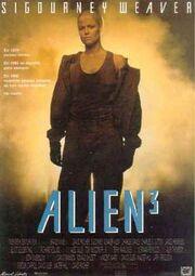 Alien3 poster