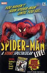 Spider-Man Live! - A Stunt Spectacular