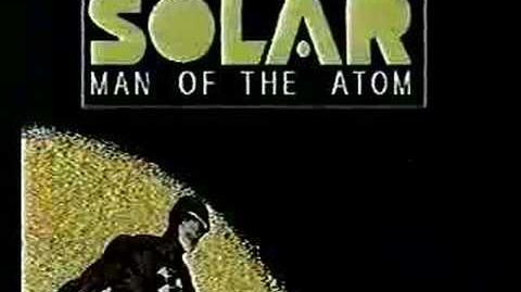 VALIANT COMICS: Fan Film (Dr. Solar, Man of the Atom)