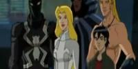 MARVEL COMICS: Ultimate Spider-Man bio New Warriors