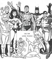 New Super Friends 1976 proposal cover with Hannas signature resize