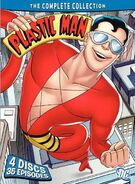 Plastic man the complete series dvd