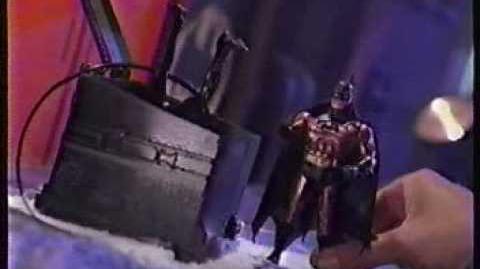 """""""Batman Returns"""" action figure commercial"""