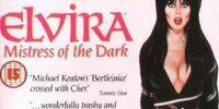 DC COMICS: Elvira Mistress of the Dark