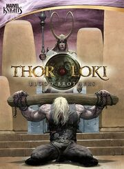 Thor & Loki Blood Brothers