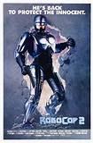 Robocop 2 movie poster