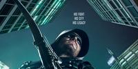 DC COMICS: Arrow (s5 ep02 The Recruits)