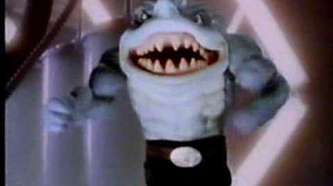 1995 Mattel Street Sharks Commercial