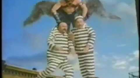 1997. Hawkman - Baby Ruth
