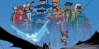 DC Comics: Batman Family