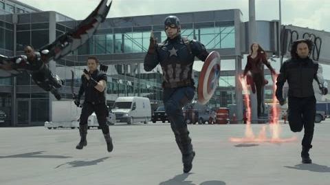 Captain America Civil War - Trailer World Premiere