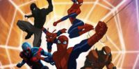 MARVEL COMICS: Ultimate Spider-Man Web Warriors season 3
