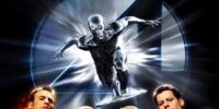 MARVEL COMICS: Fantastic Four (2007 Fantastic Four Rise of the Silver Surfer)