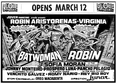 Batwoman and Robin- 3-12-72- small file