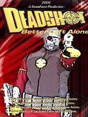 Deadshot Movie Poster