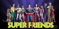 DC COMICS: Fan Film Super Friends & Mystery Inc.