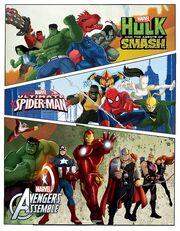 Marvel TV NYCC 2013 R