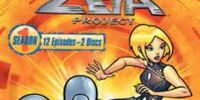 DC COMICS: DC Animated Universe (Zeta Project TAS)
