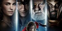 MARVEL COMICS: Marvel Cinematic Universe (Thor 1)