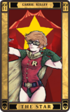 The star carrie kelley