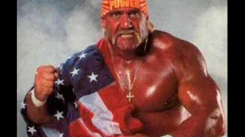 Theme Songs - Hulk Hogan - Real American