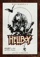 Hellboy cover variant