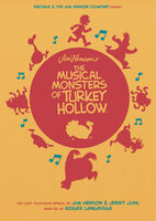 2014exclusive boom-Jim-Hensons-Musical-Monsters-of-Turkey-Hollow