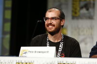 Uncle Grandpa & Clarence Panel at SDCC14 6